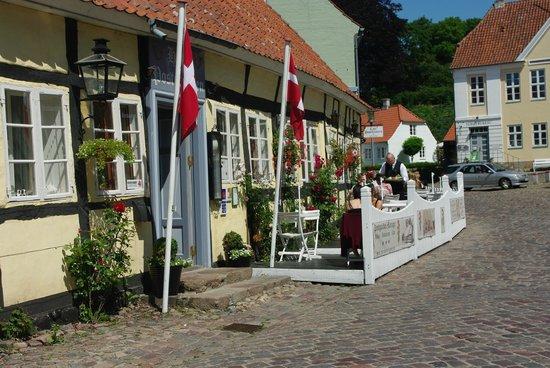 Hotel Postgaarden Restaurant: Hotel Postgården