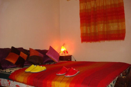Dar Achain Guesthouse: Double Room