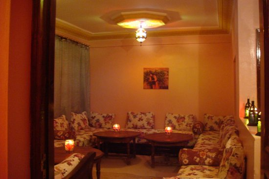 Dar Achain Guesthouse: Dining Room