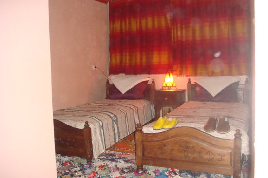 Dar Achain Guesthouse: Twin Room