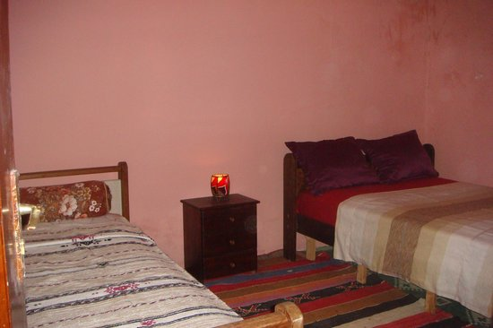Dar Achain Guesthouse: Triple Room