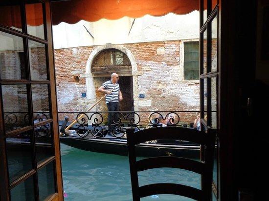 Ristorante Da Ivo: Almoçando ao estilo veneziano.