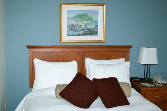 Hotel Tadoussac : Zimmer