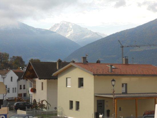 Hotel Ristorante Alte Muhle: Vista quarto onde me hospedei