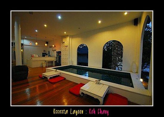 Keereeta Lagoon: Lobby