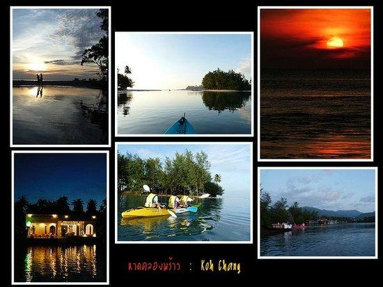 Keereeta Lagoon: Beach