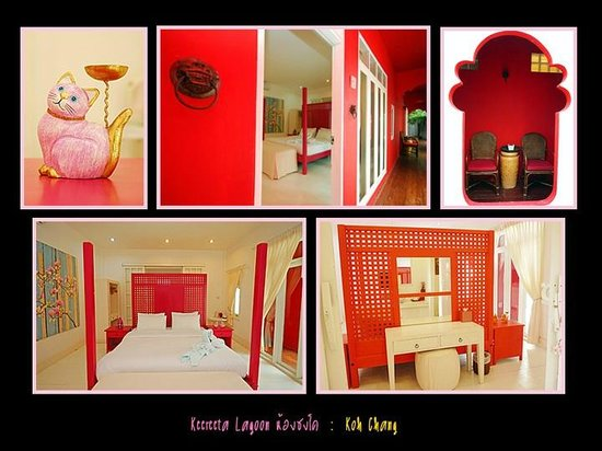 Keereeta Lagoon: Room