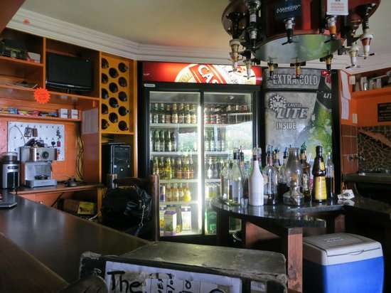 Jungle Monkey Backpackers: bar