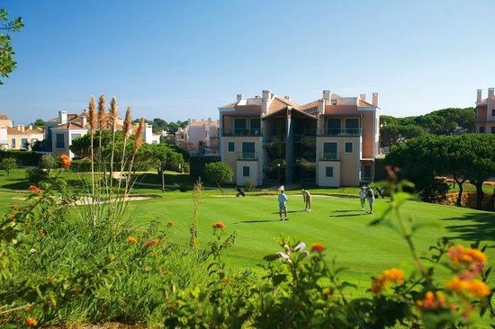 Vale do Lobo: Golf front accommodation