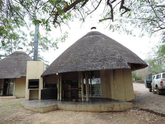 Skukuza Restcamp: Semi Luxury Bungalow