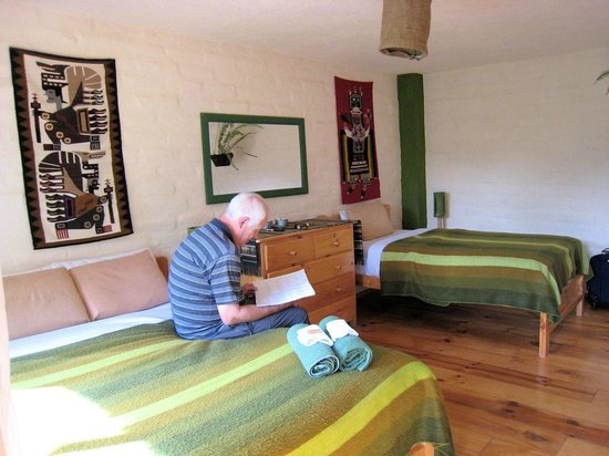 La Casa Verde- Eco Guest House: Chambre