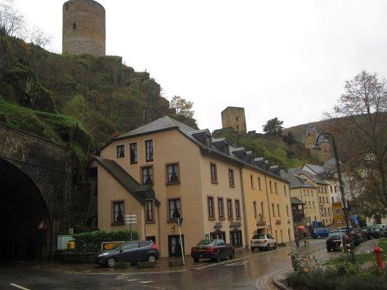 Hotel Le Postillon : L'hôtel