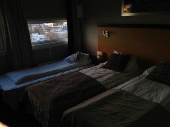 Anker Hotel: номер 3 взрослых