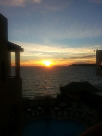 Sea of Cortez Beach Club: Great view od the sunsets