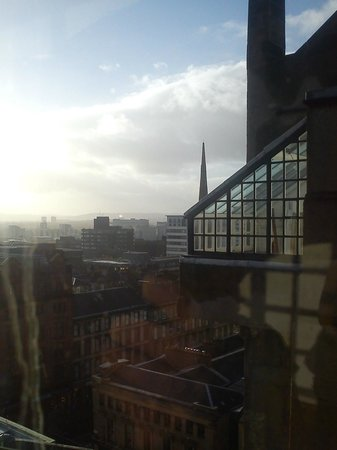 The Glasgow School of Art: A room with a view