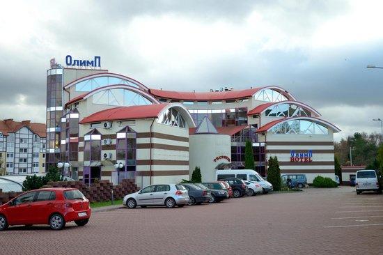 Olimp Hotel: Олимп ноябрь 2013