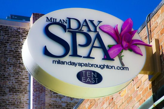 Milan Day Spa on Broughton