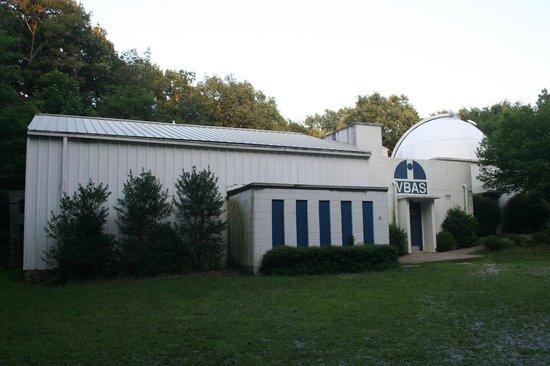 Von Braun Astronomical Society: VBAS grounds