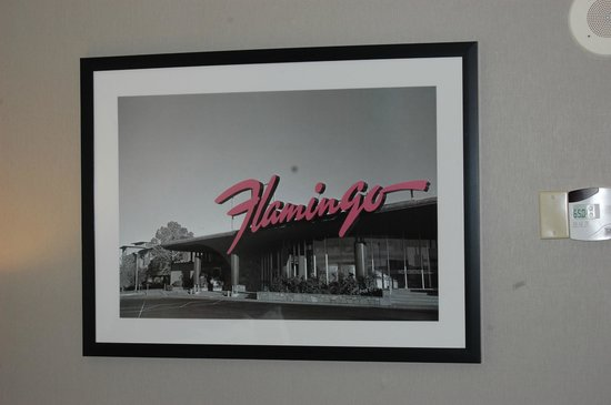 Flamingo Las Vegas Hotel & Casino: photo dans toutes les chambres