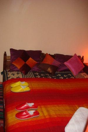 Dar Achain Guesthouse: double room