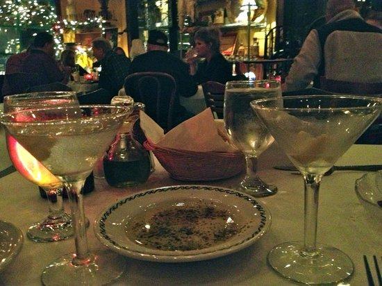 Cate's Italian Garden : Martinis