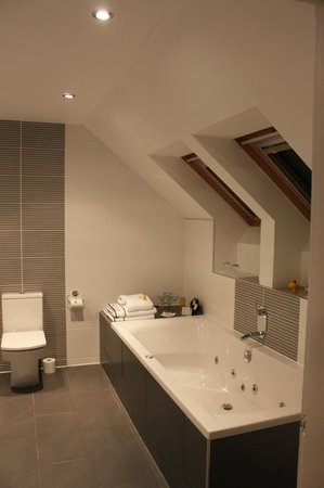 Lochview Guesthouse: Ensuite bathroom