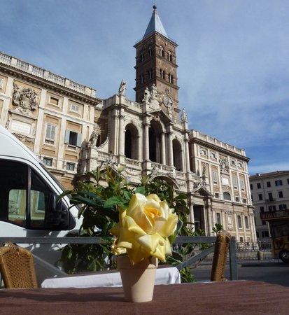 Amalfi Hotel: The Basilica