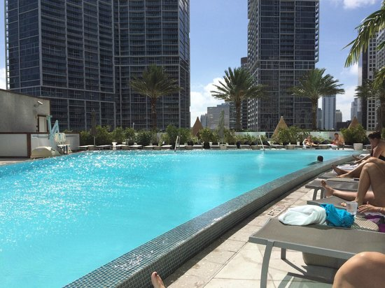 Kimpton Epic Hotel Rooftop Pool