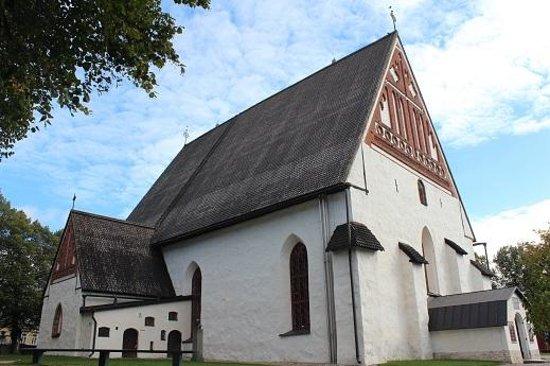 Cathedral of Porvoo : ポルヴォー大聖堂