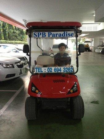 SPB Paradise: Shuttle service