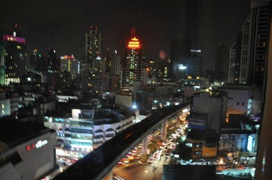 JW Marriott Hotel Bangkok: view