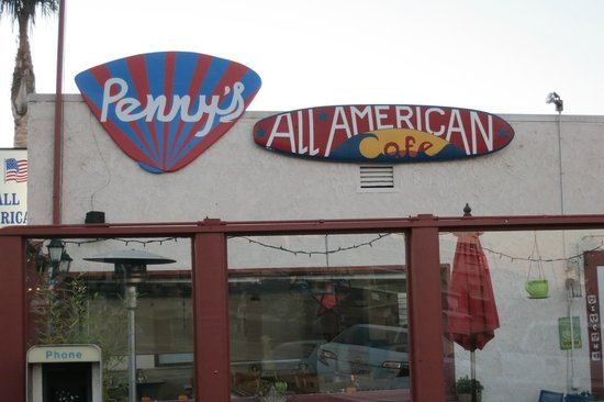 Penny's All American Cafe'