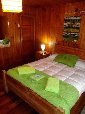 Ruca Suite : Lugar de descanso, con las comodidades necesarias