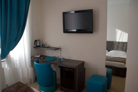 Hotel de la Fontaine : double room