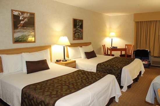 Moab Valley Inn: chambre
