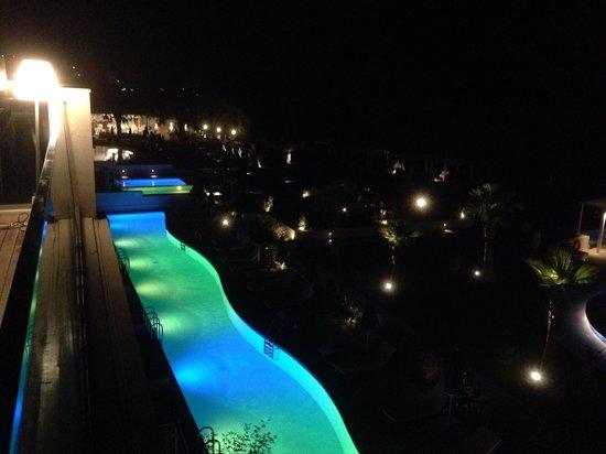 TUI SENSIMAR KALLISTON Resort & Spa by ATLANTICA: Opplyste basseng