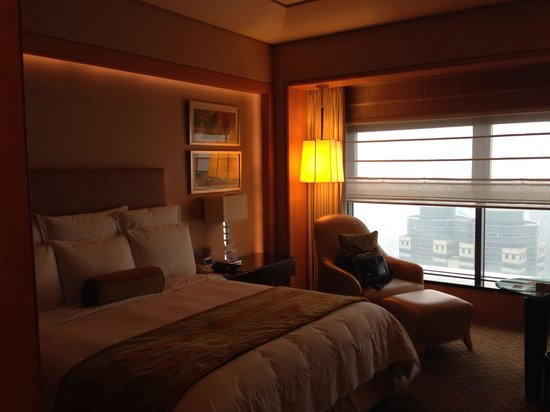 Ningbo Marriott Hotel : Room