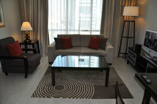 Media Rotana: Living Room