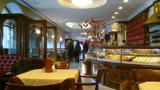 Peratoner bild von caffe degli specchi triest tripadvisor - Caffe degli specchi ...