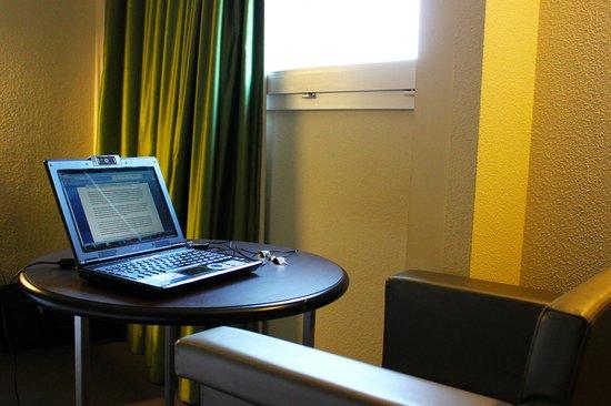 Mercure Rennes Centre Gare Hotel: Room 502