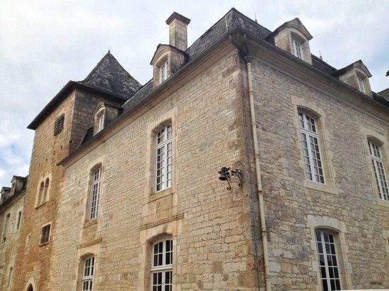 Chateau de la Treyne : Edificio