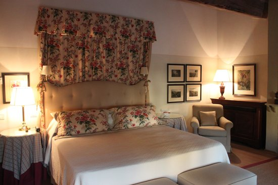 La Locanda Di Cetona : Luxurious comfort with peace and quiet