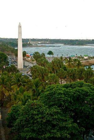 Crowne Plaza Santo Domingo : Coatal View