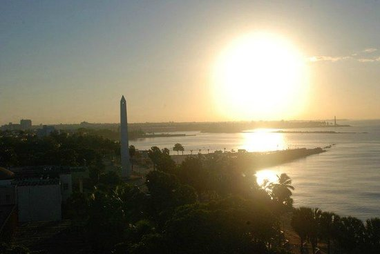 Crowne Plaza Santo Domingo: Sunrise