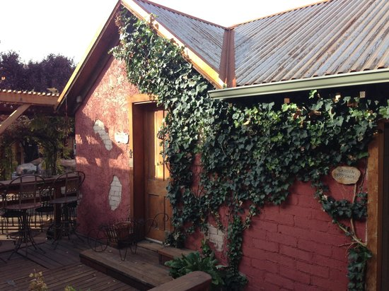 Cali Cochitta Bed & Breakfast : Garden Cottage