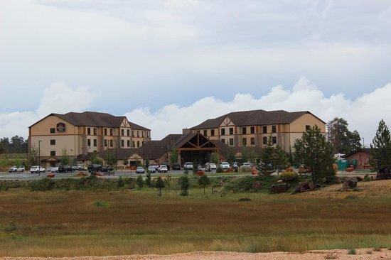 BEST WESTERN PLUS Bryce Canyon Grand Hotel: l'hôtel