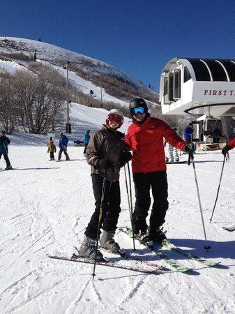 Deer Valley Resort: Great Snow