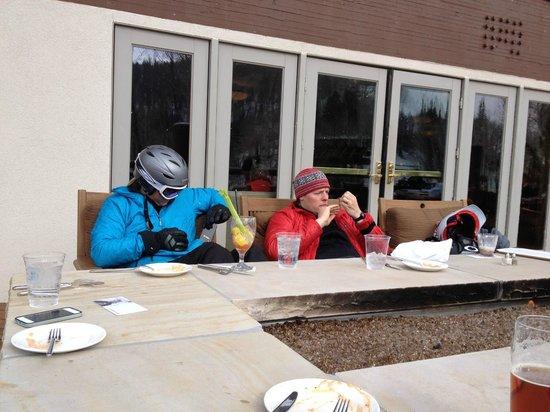 Deer Valley Resort: Stein Erikson - great food and drinks