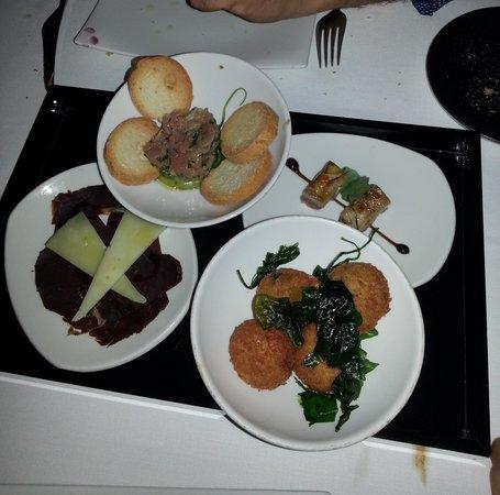 Restaurante Alfileritos 24: PICA-PICA