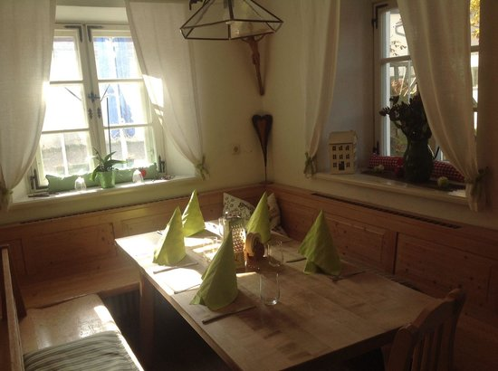 Dorfgasthaus Alter Wirt : Unsere Wirtsstube